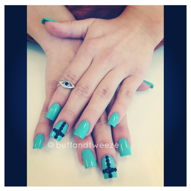 Gel nails full set price